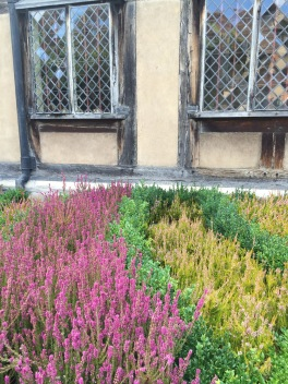 Gardens at Shakespeare's Birthplace