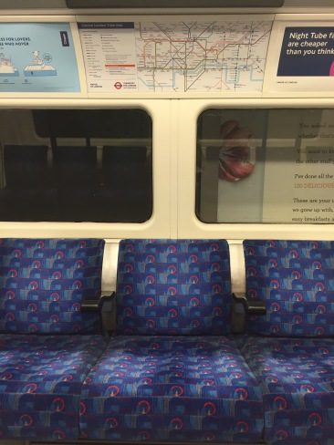 Empty Tube Carriage