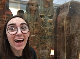 My Face When I See a Mummy