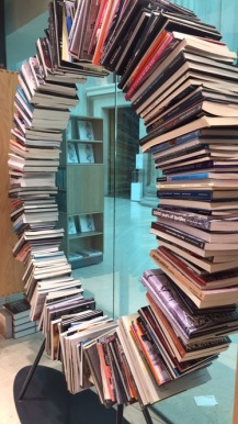 Encircling Books at British Museum Bookstore